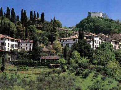 asolo Asolo, Maser e Possagno: i luoghi di Palladio e Canova