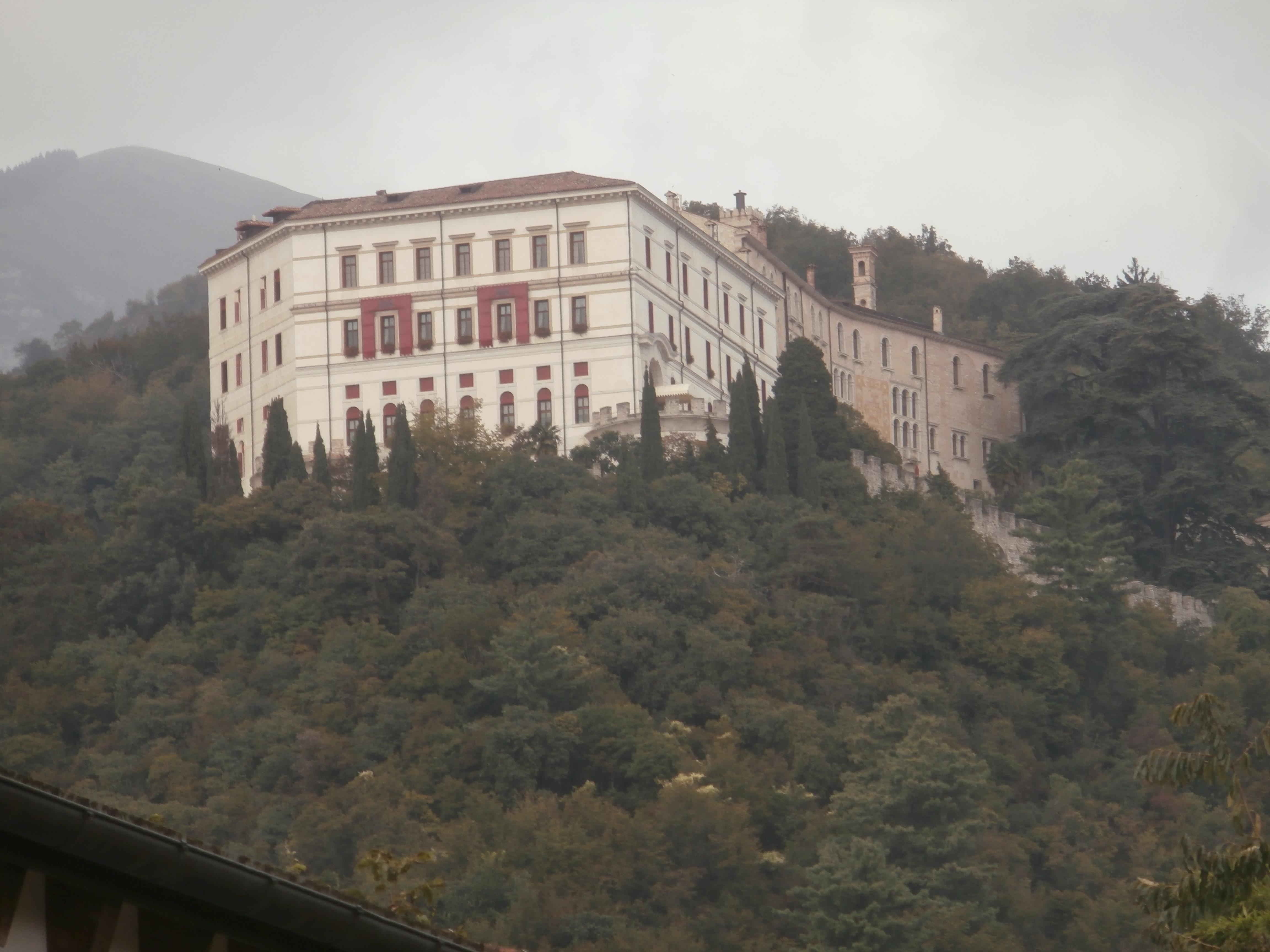 PA057081 I castelli (Collalto  Susegana  Conegliano  Castelbrando  Zumelle)