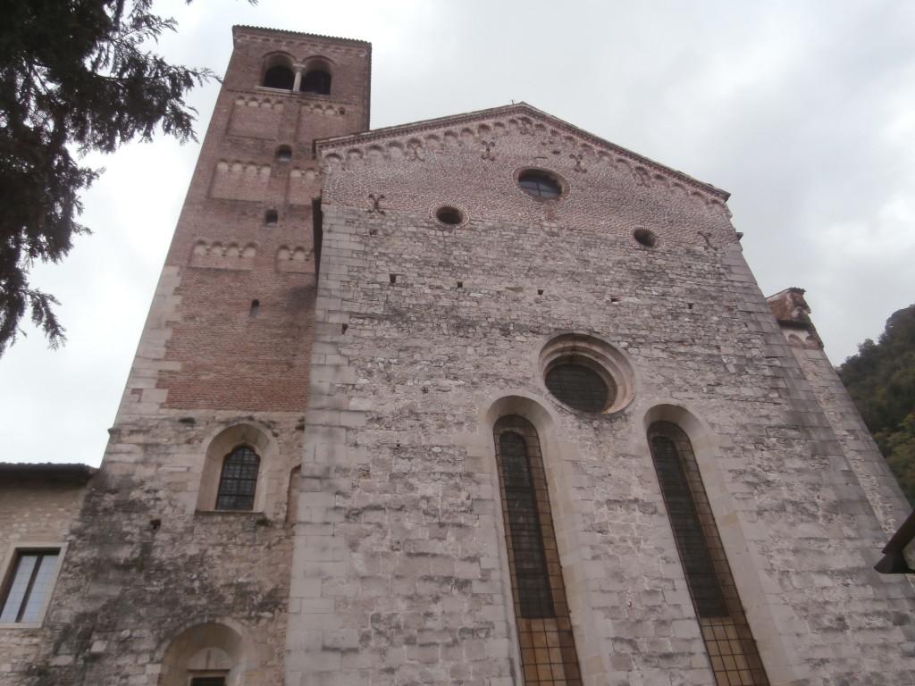 PA057096 1024x768 lAbbazia Santa Maria di Follina