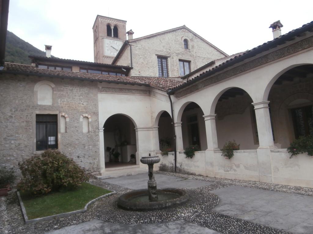 PA057110 1024x768 lAbbazia Santa Maria di Follina