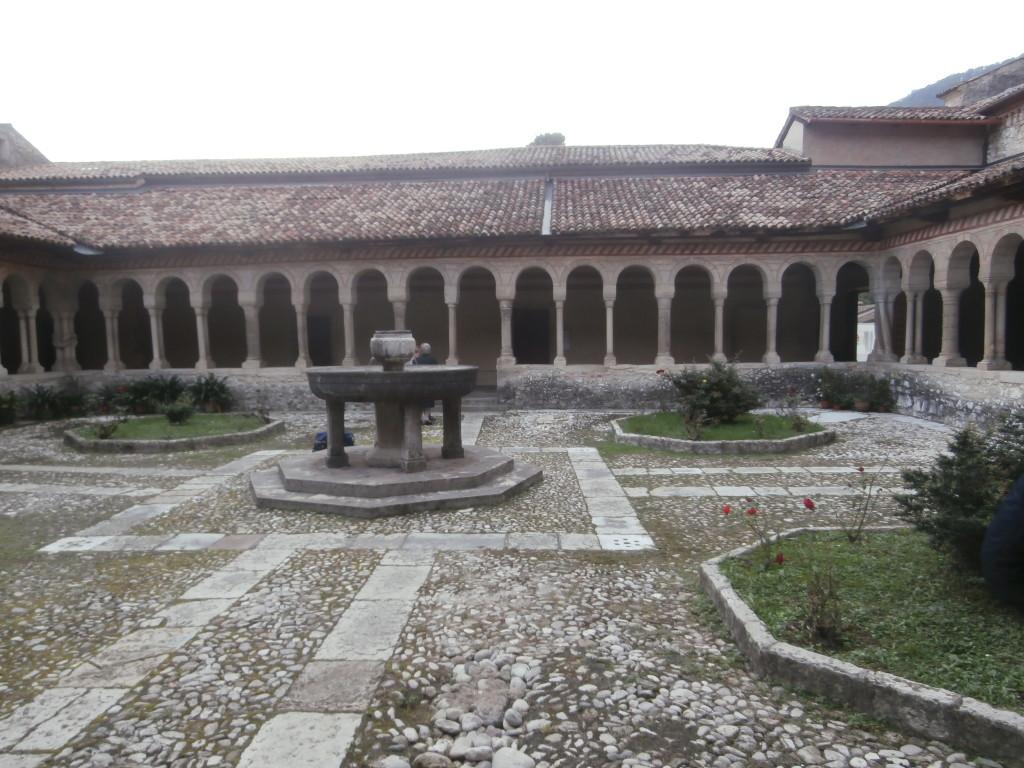 PA057113 1024x768 lAbbazia Santa Maria di Follina