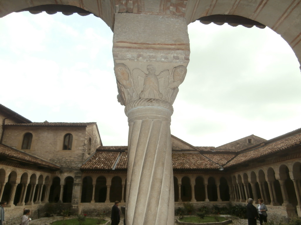 PA057117 1024x768 lAbbazia Santa Maria di Follina