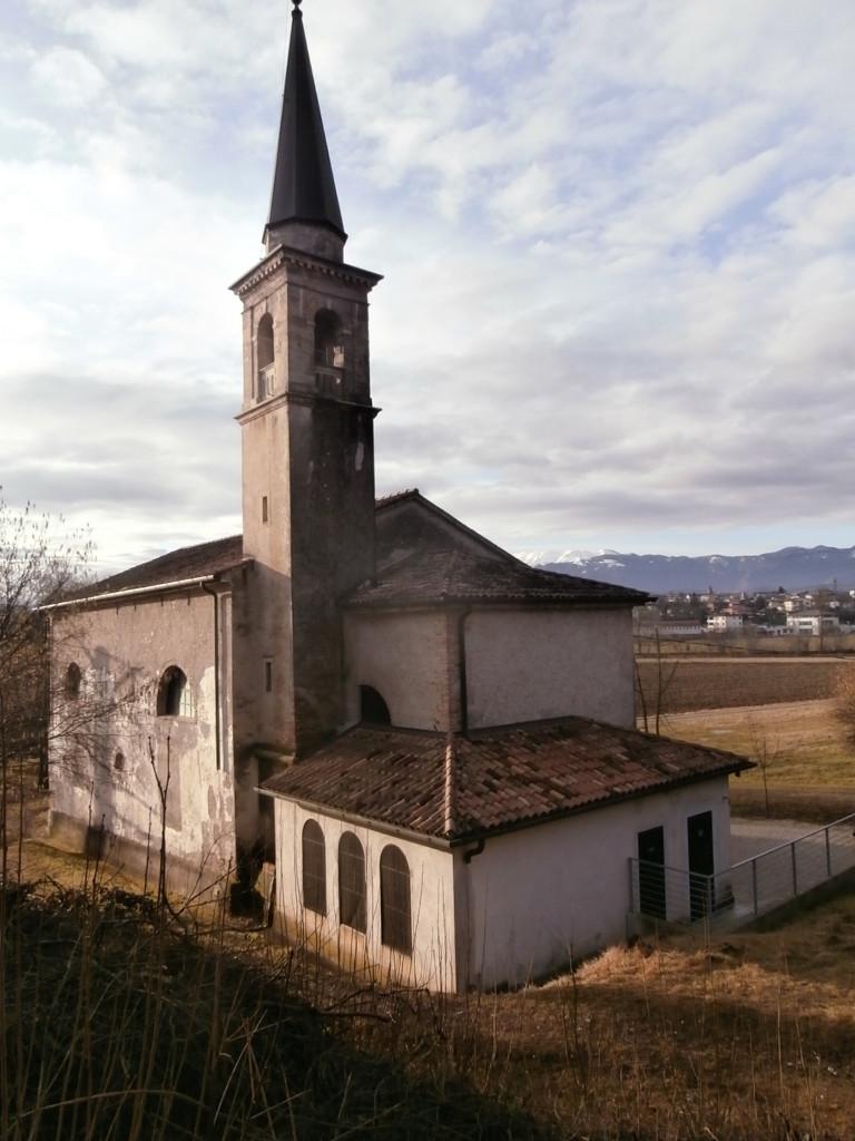 Sant Anna lato ovest 768x1024 Tracce romane lungo il Piave