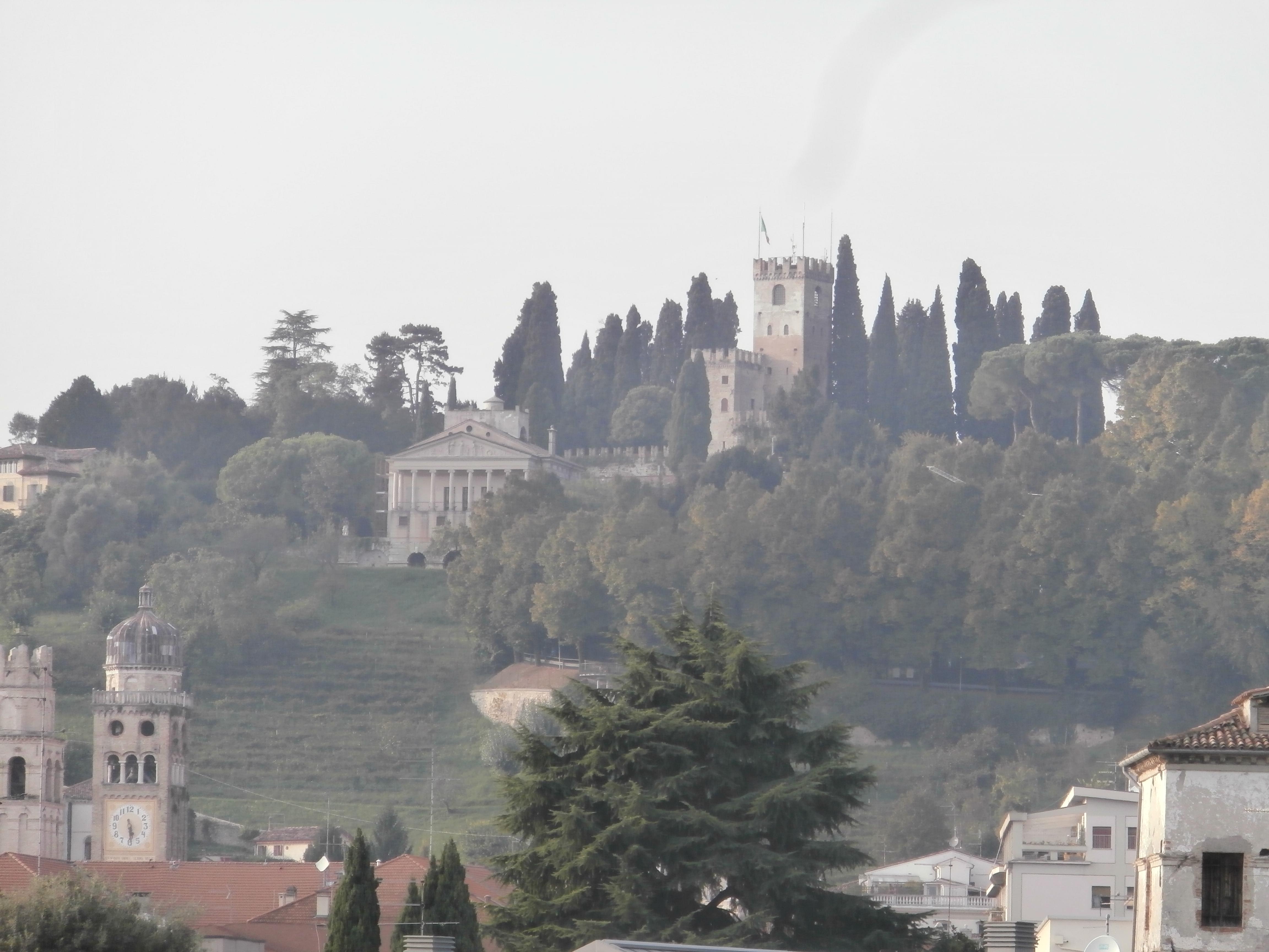 cstro conegliano I castelli (Collalto  Susegana  Conegliano  Castelbrando  Zumelle)
