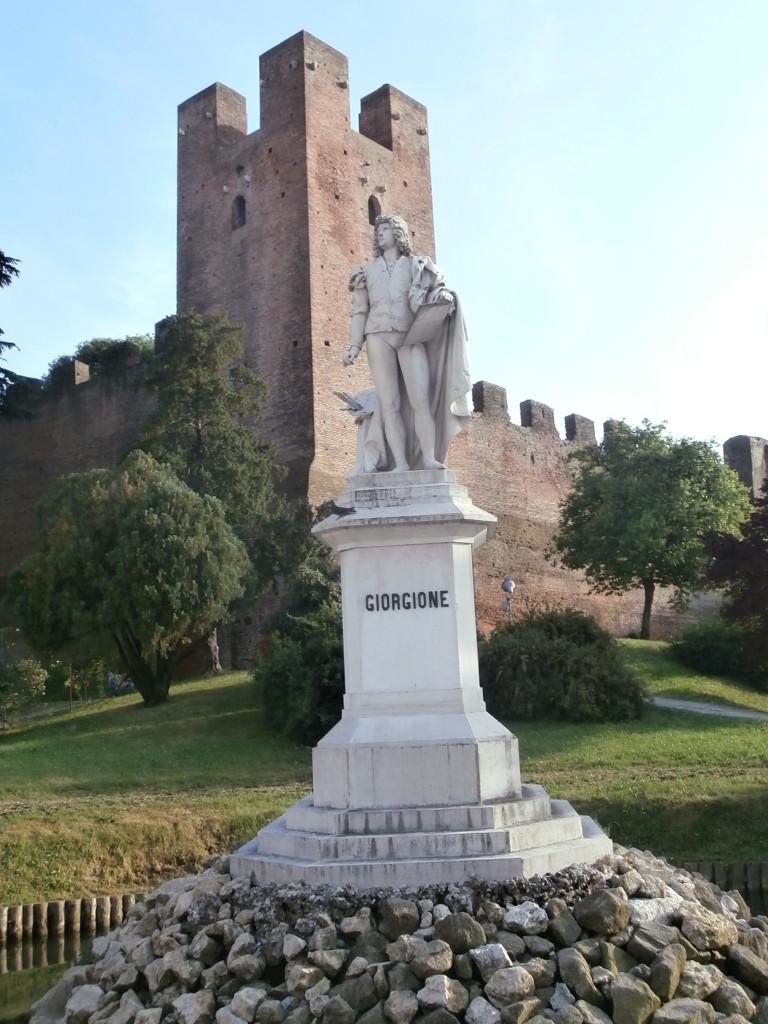 monumento 768x1024 Castelfranco  terra del Giorgione