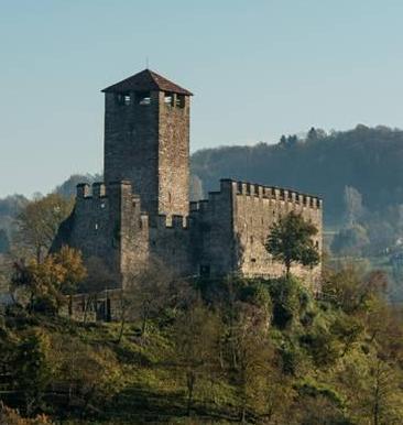 zume jei I castelli (Collalto  Susegana  Conegliano  Castelbrando  Zumelle)